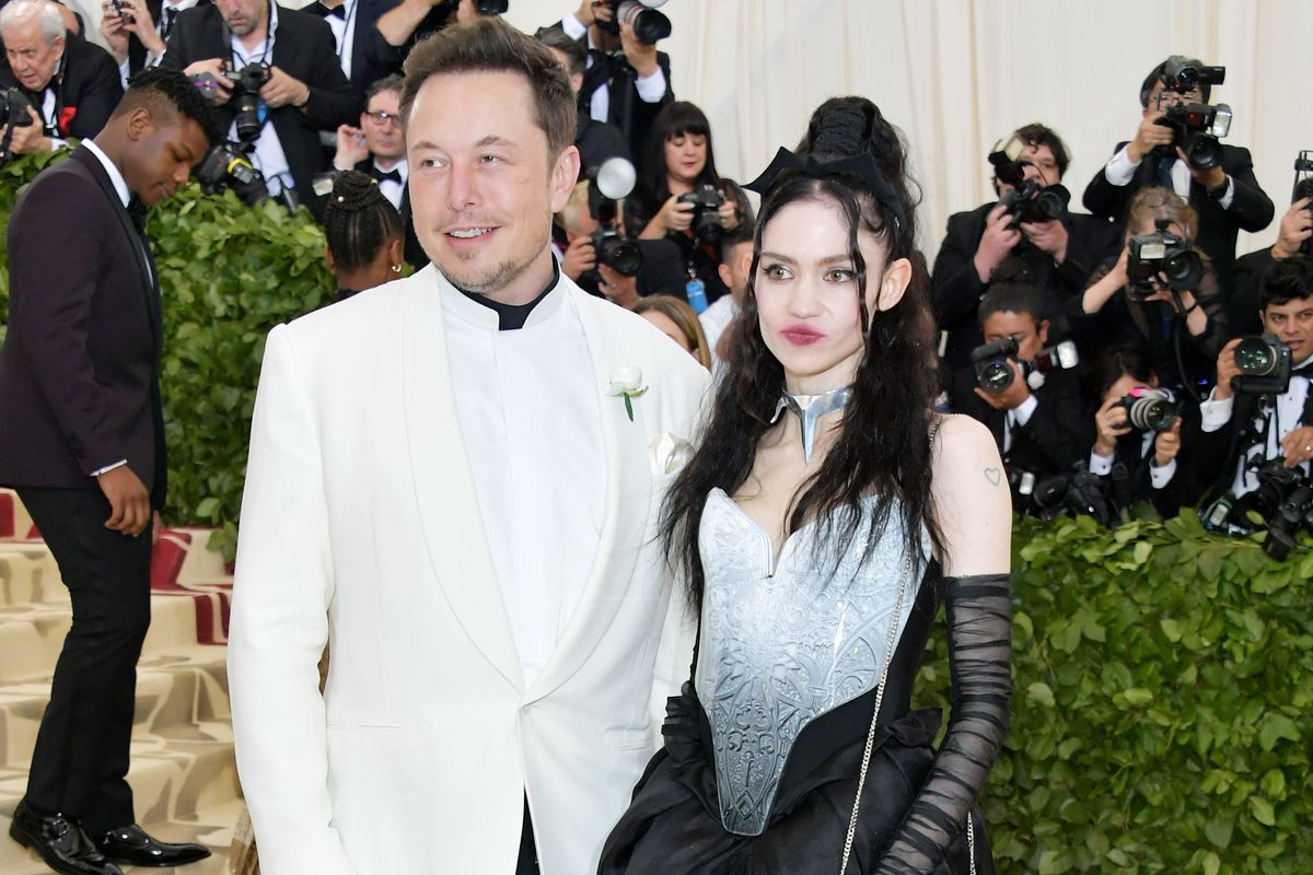 Grimes Welcomes First Child With Elon Musk