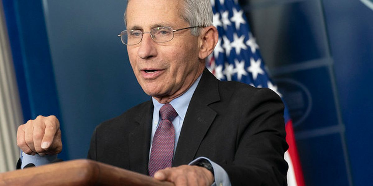 Facing Death Threats, Fauci Hires Security For His Family