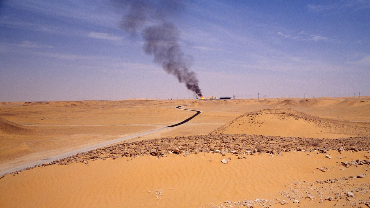 One-Third of Humanity Could Live in Sahara-Level Heat by 2070