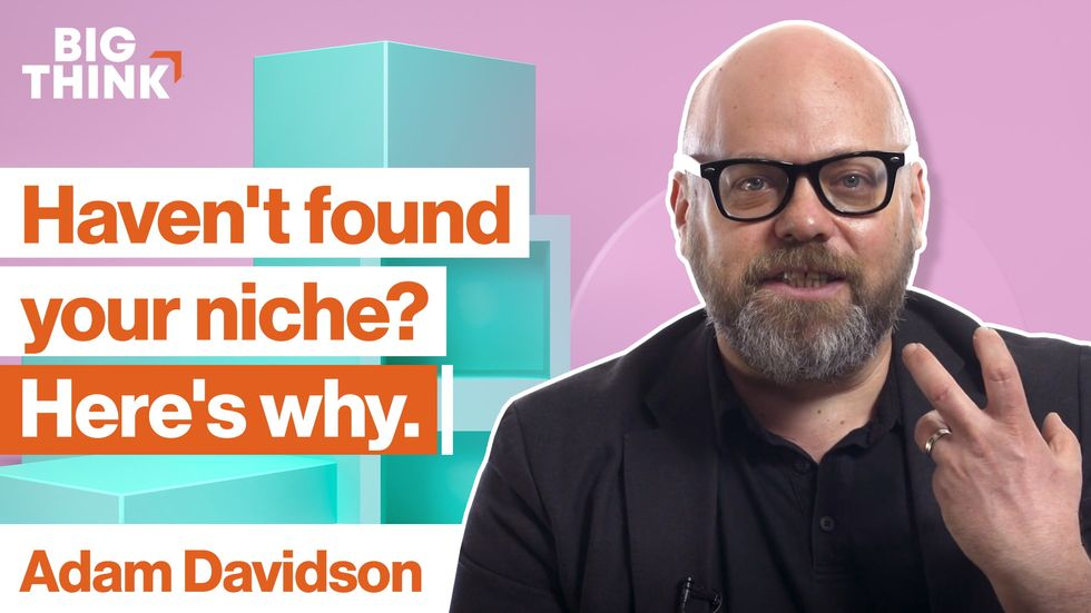 Haven't found your niche? This might be why.