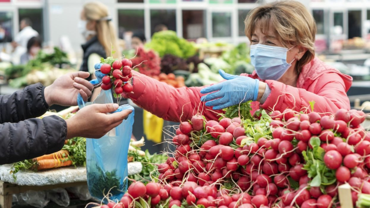 Three Ways to Support a Healthy Food System During the COVID-19 Pandemic