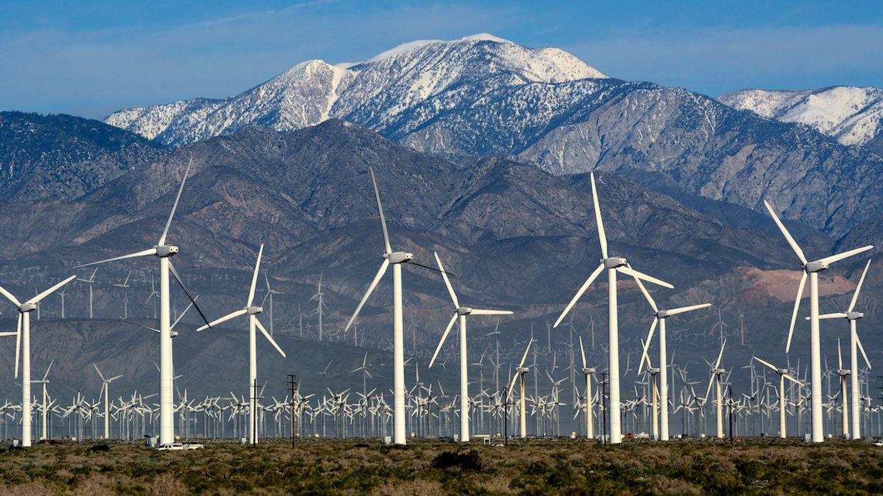 Renewables Beat Coal in U.S. for Record 40 Days