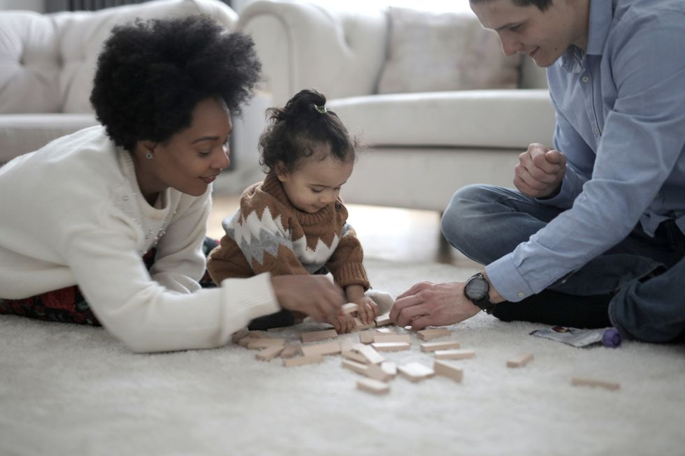 Six-month-olds recognize (and like) when they're being imitated
