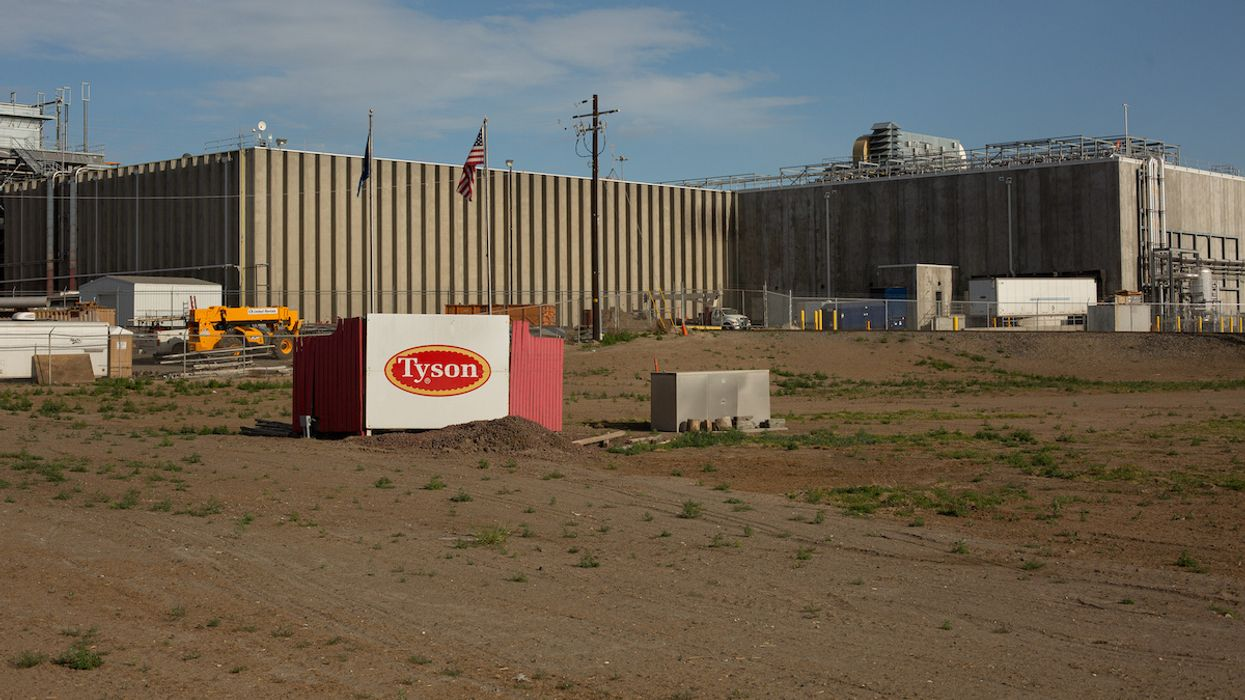 Tyson Pork Plant Closes After More Than 20% of Workers Test Positive for COVID-19