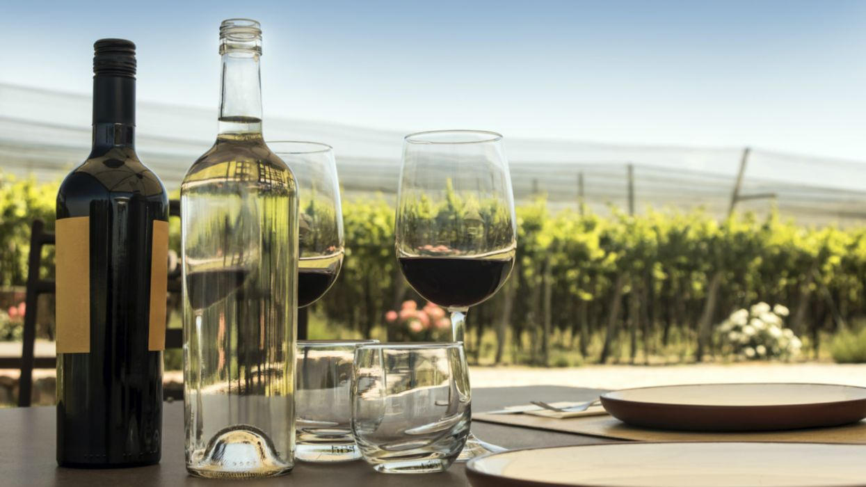 California Winery Cuts Carbon Emissions With Lighter Bottles