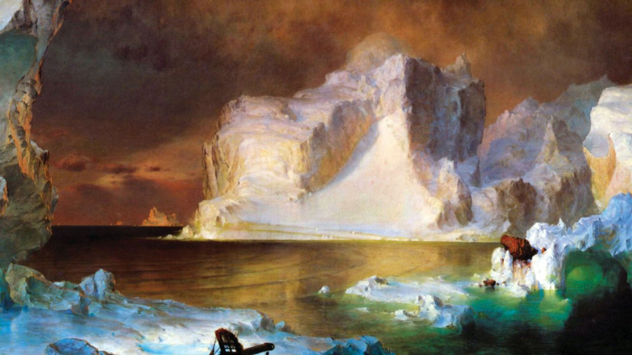 Scientists and Art Historians Are Studying Art for Climate Change Clues