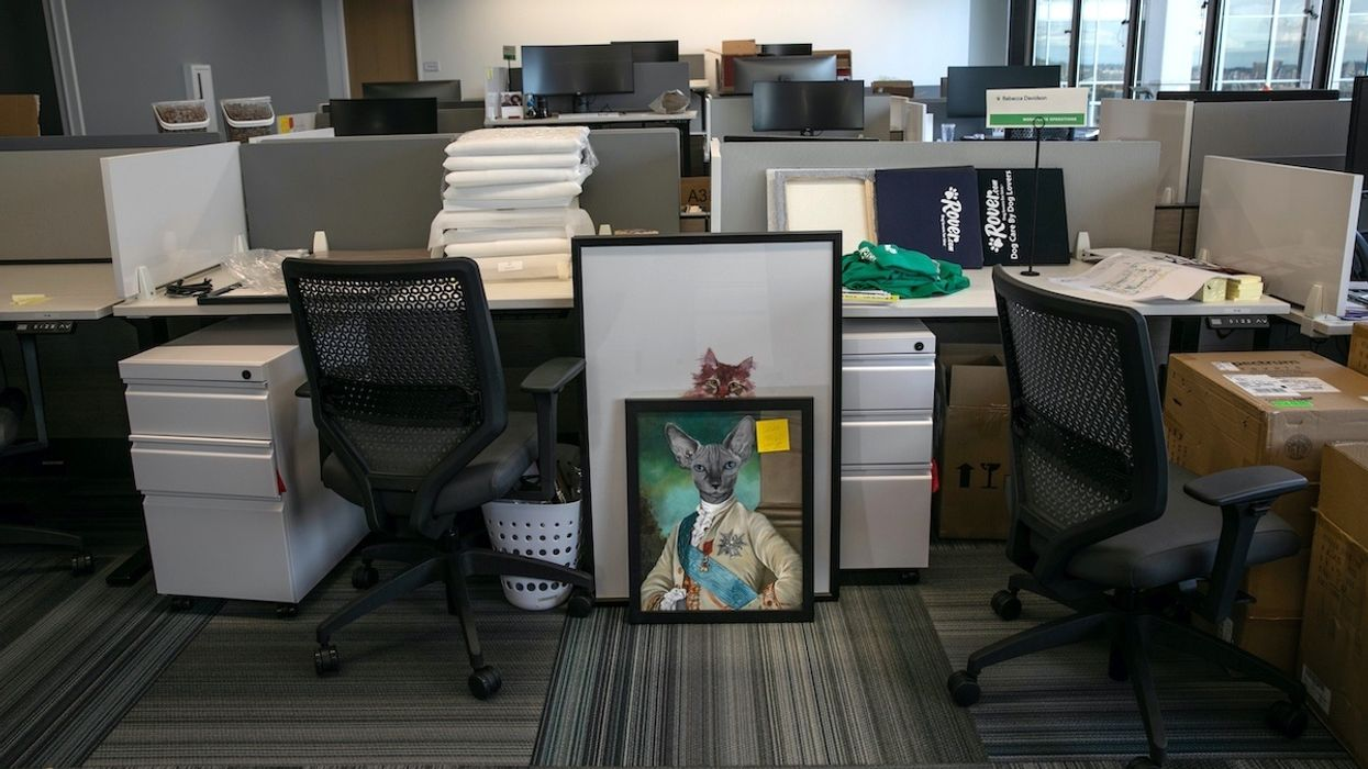 CDC Recommends Big Changes to Office Life