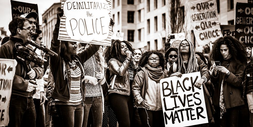 I'm White, And I Support The #BlackLivesMatter Movement Now More Than Ever