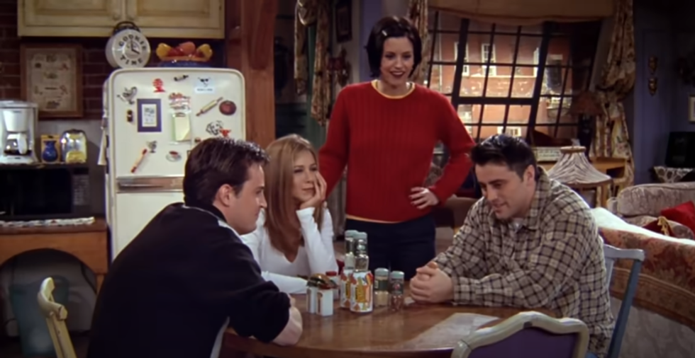 6 Spot On Ways Each One Of The 'Friends' Characters Would React To Being Stuck In Quarantine Together
