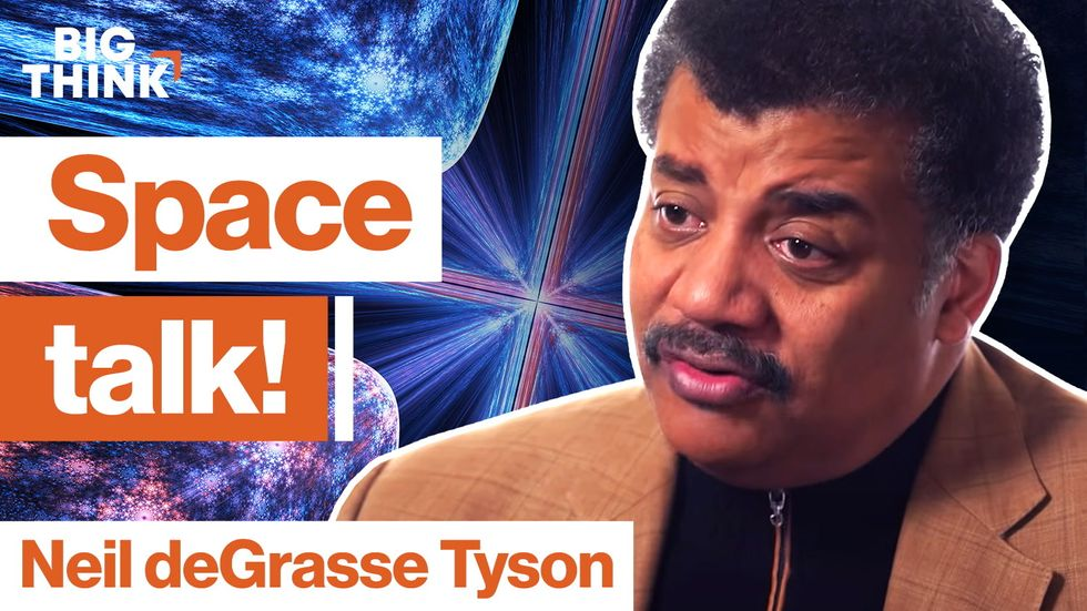 3 mind-blowing space facts with Neil deGrasse Tyson