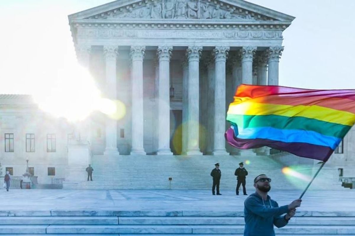 They were right: Gay marriage 'changed everything.' Well, by adding $3.7 billion to the economy.