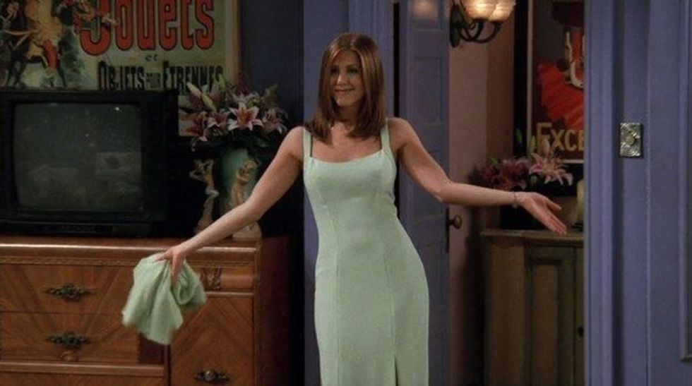 Rachel Green's Glow-Up Is Something All Women In Their 20s Should Aspire To