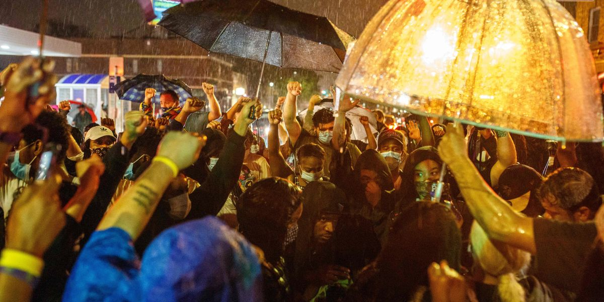 George Floyd's Killing Sparks Multiple Protests in NYC