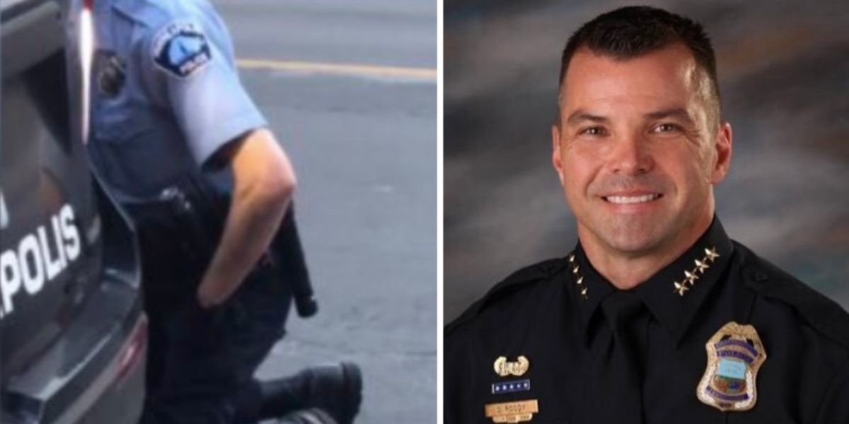 Tennessee police chief tells officers who defend George Floyd's murder to turn in badges