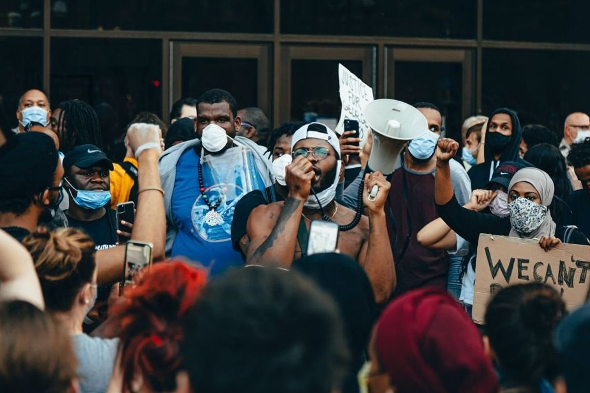 How should we handle public videos of black people being killed?