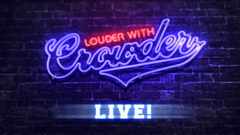 Okay, Gloves Off! #CROWDERRIOTSTREAM
