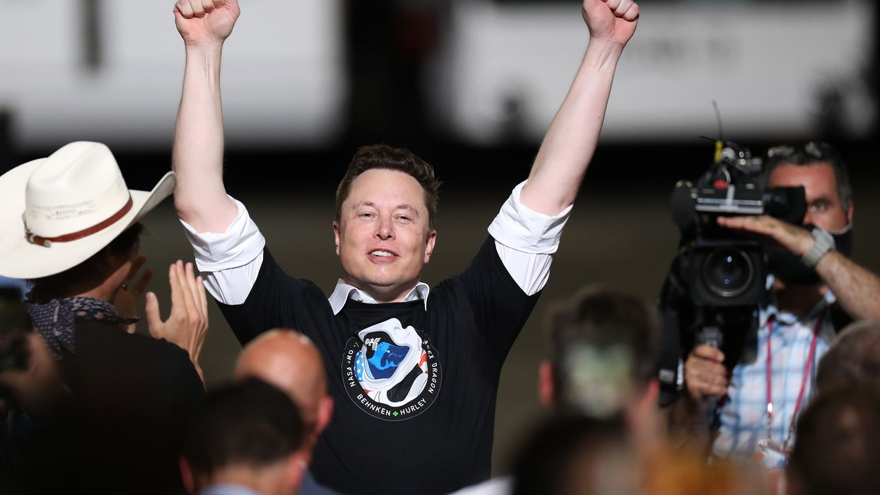 From zero to hero in 18 years: How SpaceX became a nation-state