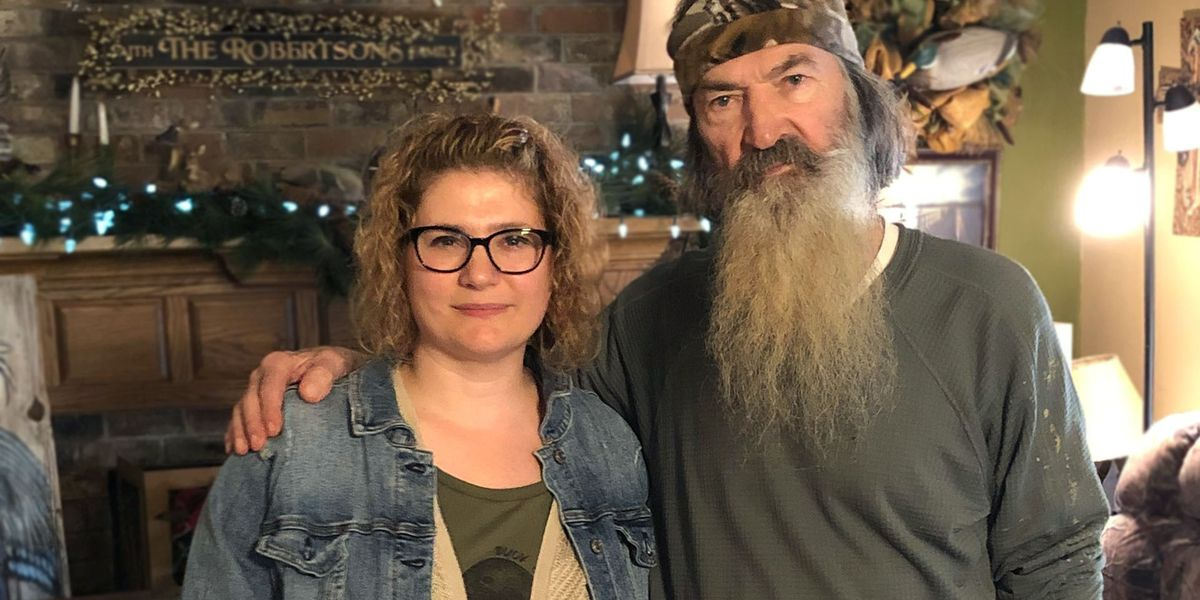 Phil Robertson's long-lost daughter reveals what the 'Duck Dynasty' star told her in emotional first meeting
