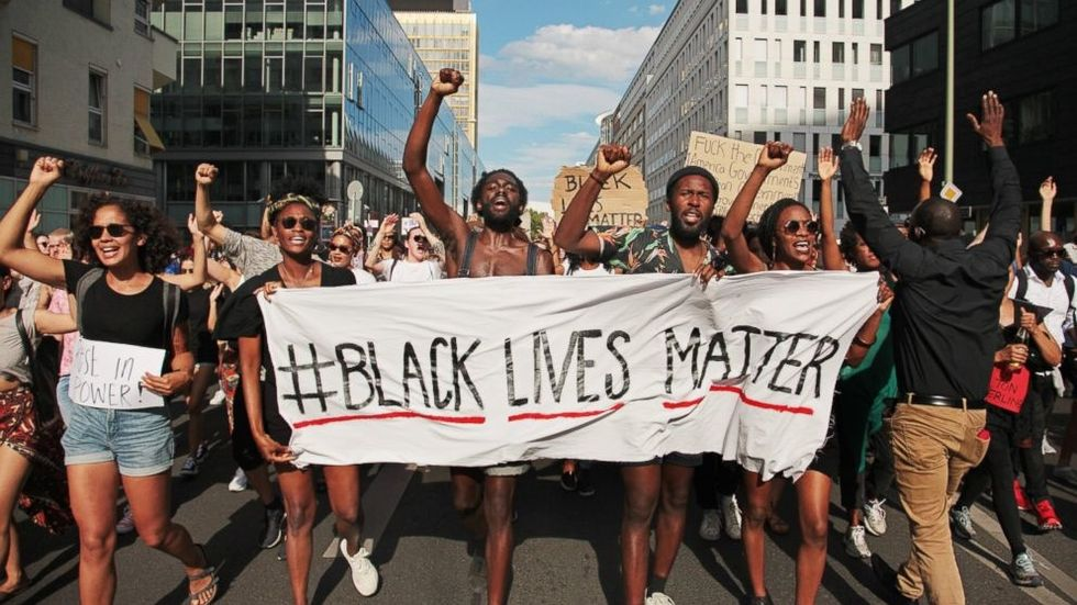 BLM Protest: 7 Photos That Will Chill You To The Core