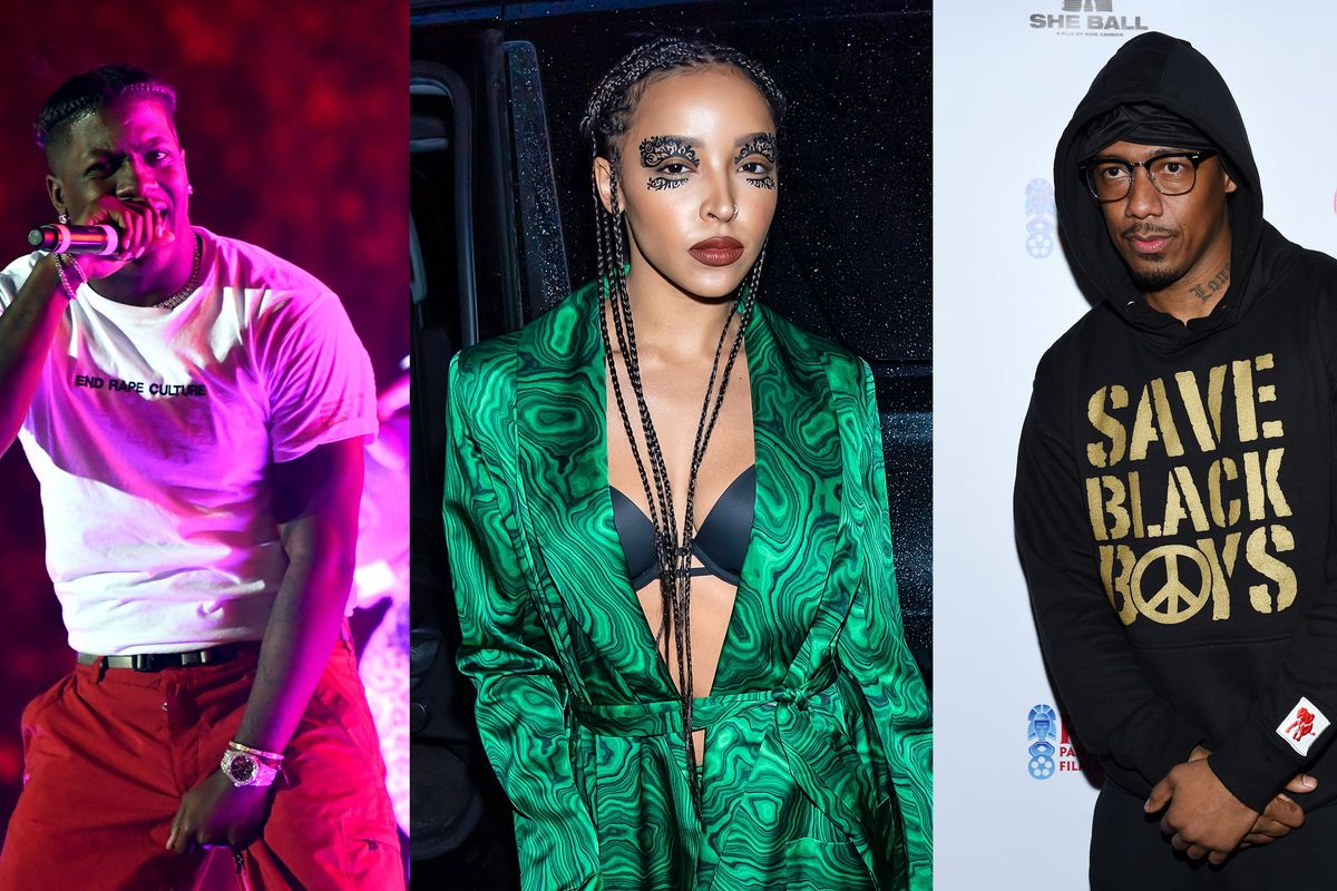 Lil Yachty, Tinashe, Nick Cannon, More Celebs Join Protests
