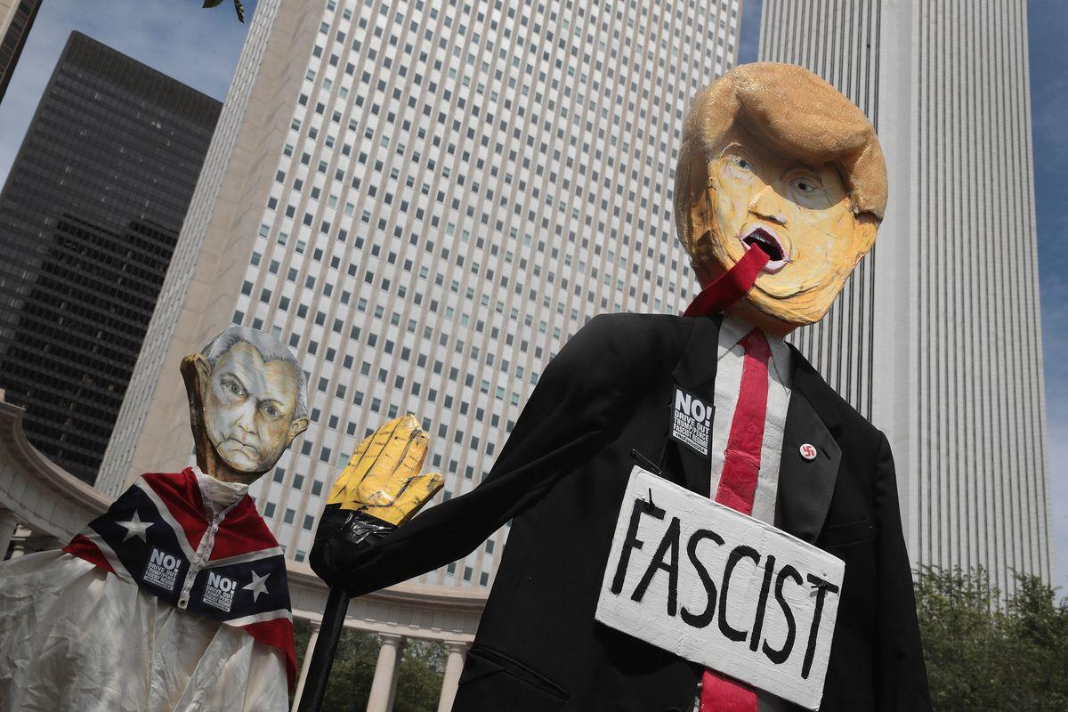 Trump Designates Antifa a Terrorist Organization