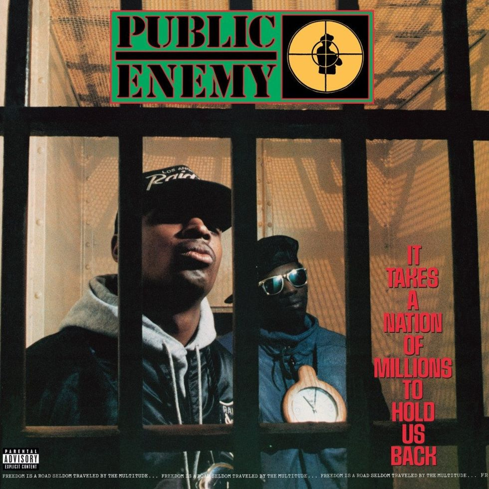 Counterbalance 17: Public Enemy - 'It Takes a Nation of Millions to Hold Us Back'