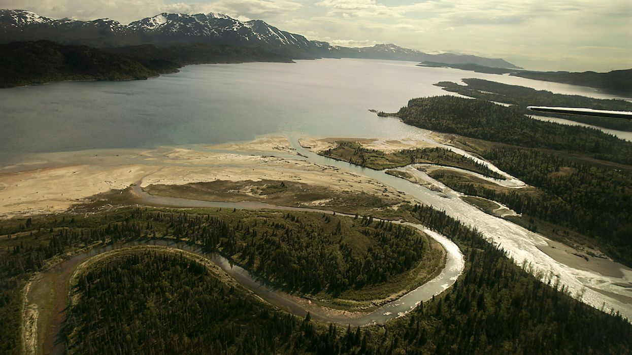 EPA Likely to Approve Mine That Threatens Alaska's Largest Salmon Nursery