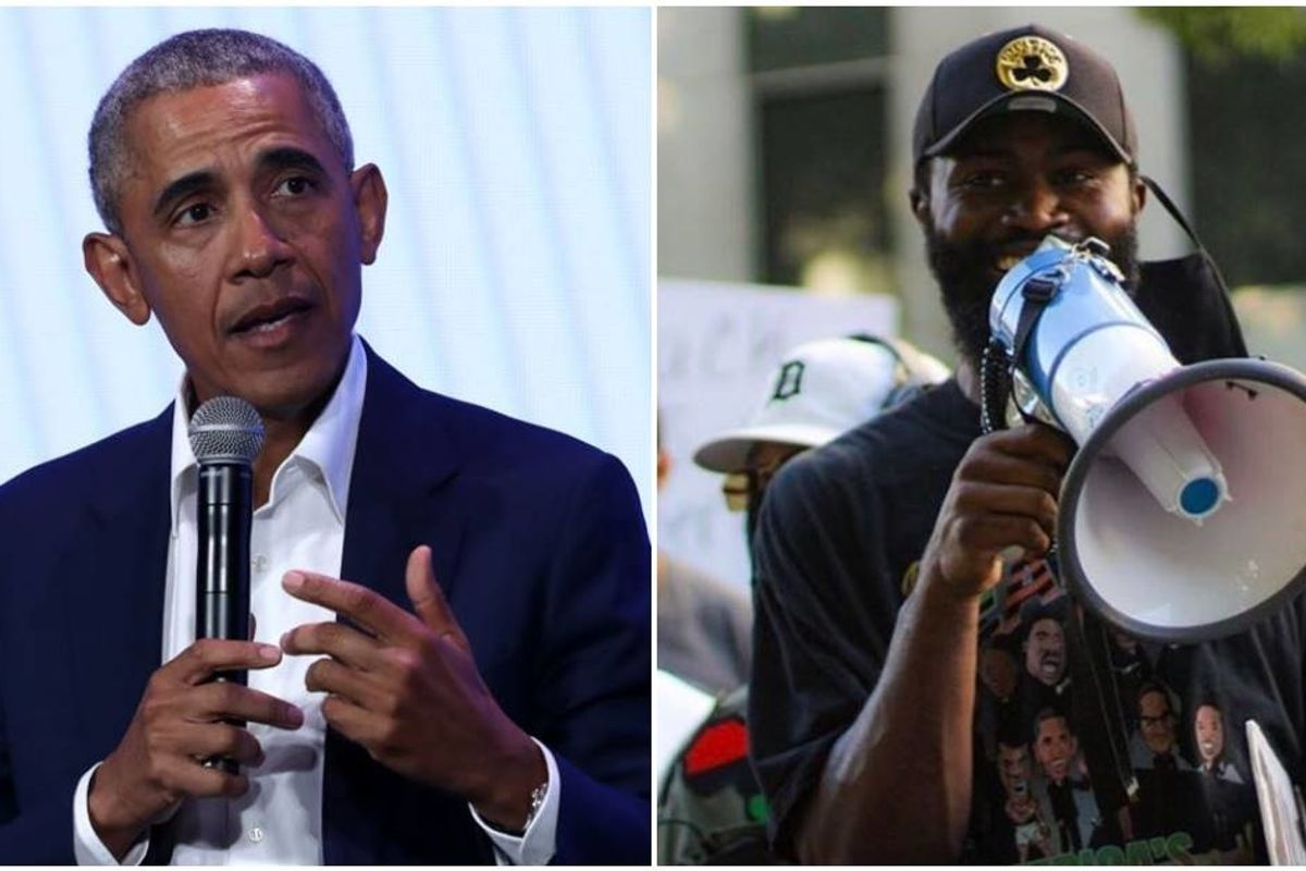 Barack Obama wrote an essay on how protests can lead to 'real change' after George Floyd's murder