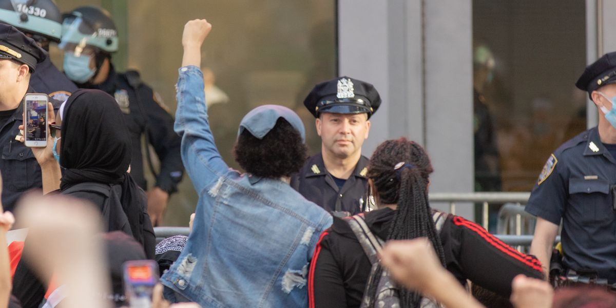 30+ Photos From New York City's Sunday Protests