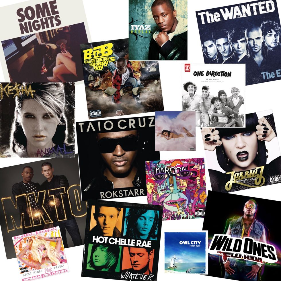 2020 Is So Out, And 2012 Is back In With These 25 Chart-toppers From My Middle School Days