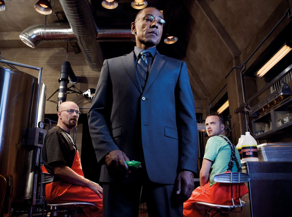 Gus Fring: Being A Villain Never Looked This Good