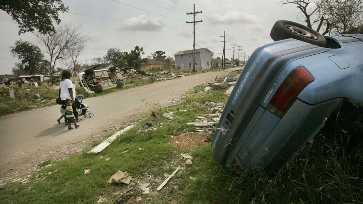 TV Coverage Ignored Impacts of Extreme Weather on Marginalized Communities