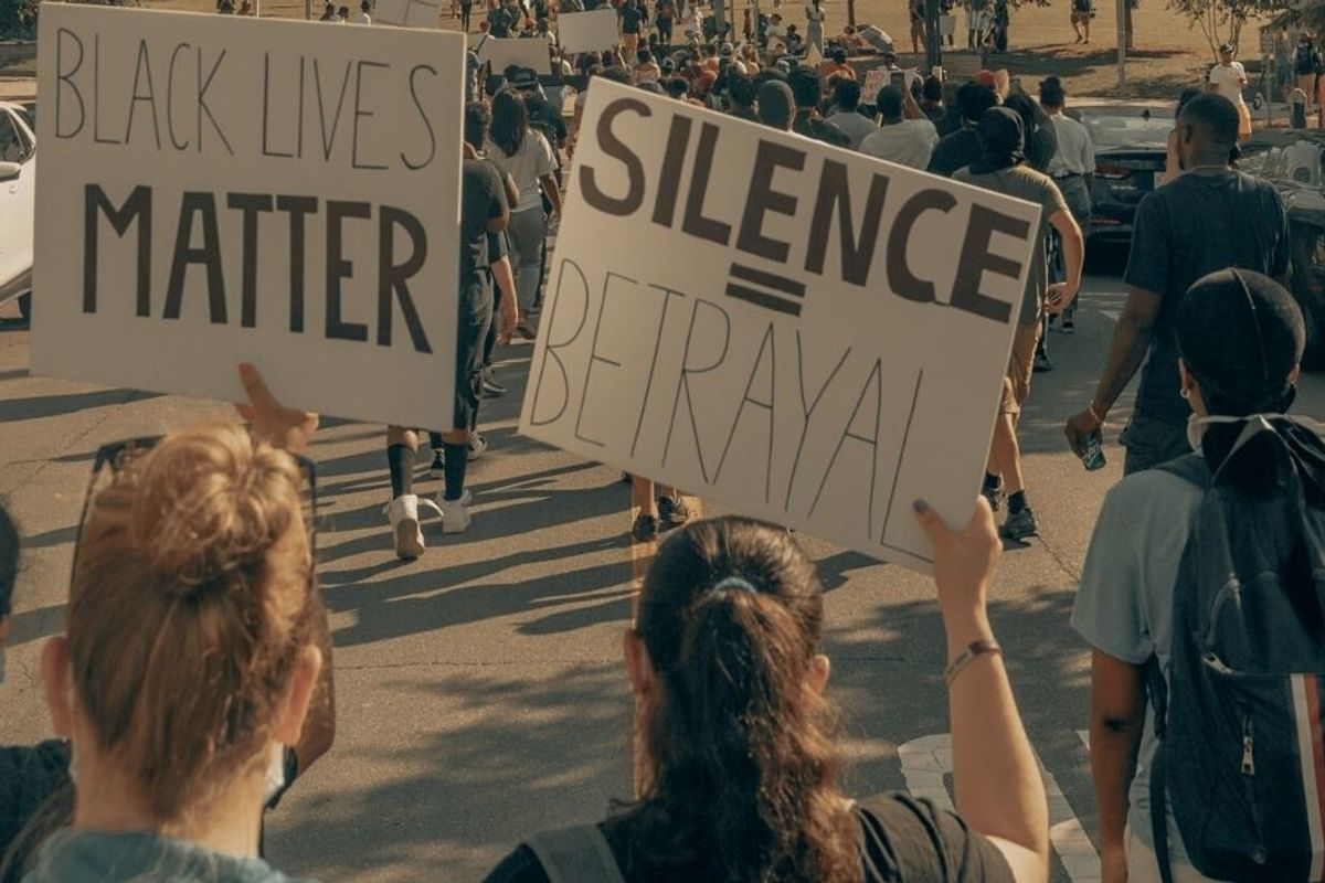 Here are some practical and important ways white Americans can fight for racial justice