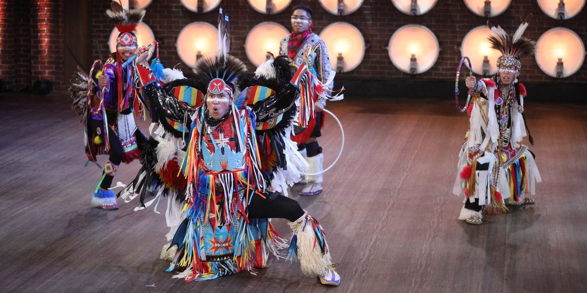 """Meet the First Native American Dance Group to Appear on """"World of Dance"""""""