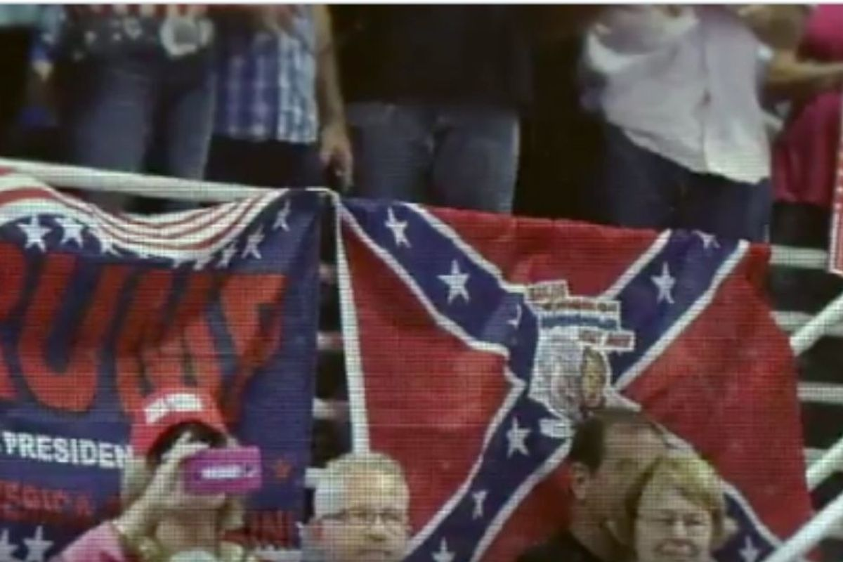 An epic new ad from Republicans explains why Confederate flags are shameful and treasonous