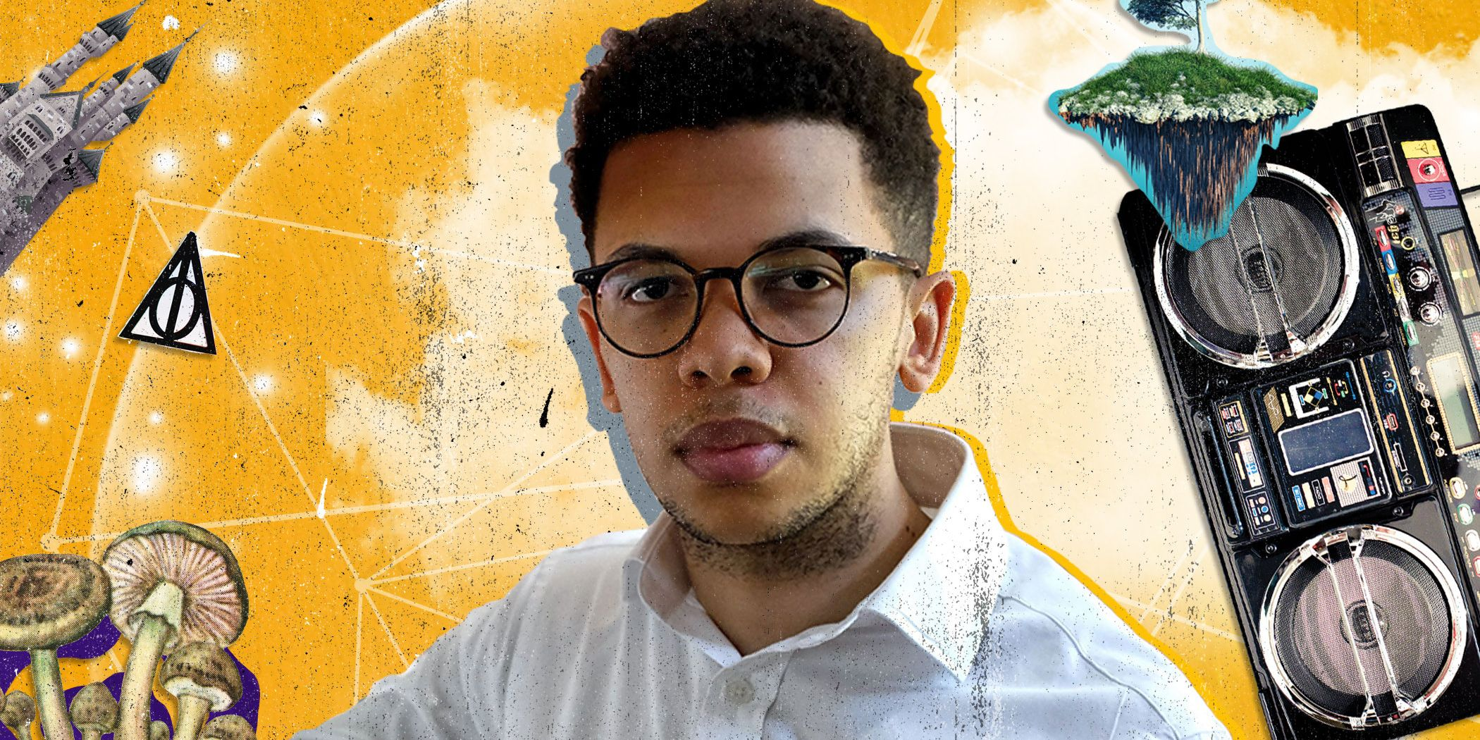 Sci - Fi , Hip - Hop and Other South African Fantasies