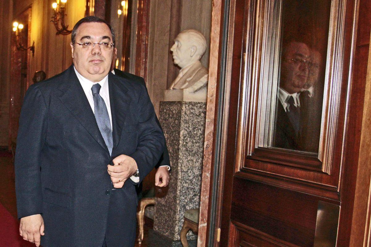 Di nuovo agli arresti De Gregorio. Nel 2008 fece cadere il governo Prodi