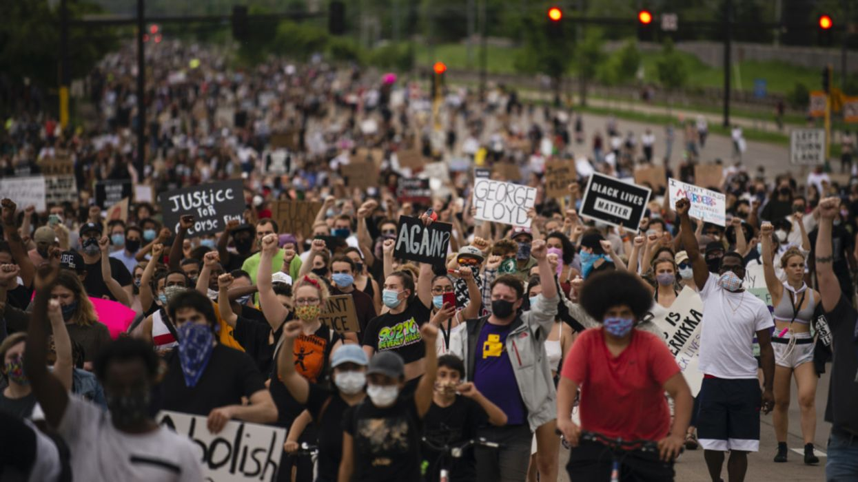 As Protests Rage Over George Floyd's Death, Climate Activists Embrace Racial Justice