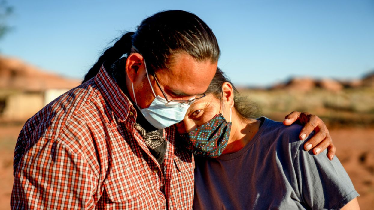 Native American Tribes' Pandemic Response Is Hindered by Inequities