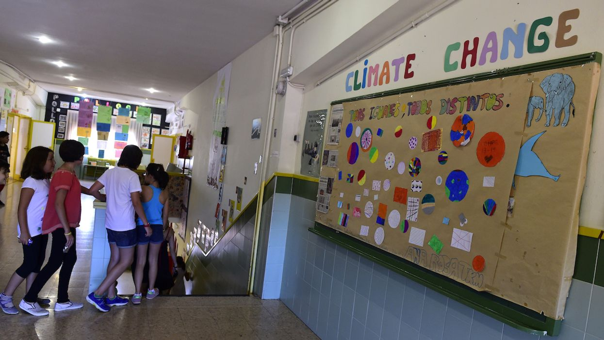 New Jersey Becomes First State to Put the Climate Crisis in Its K-12 Curriculum