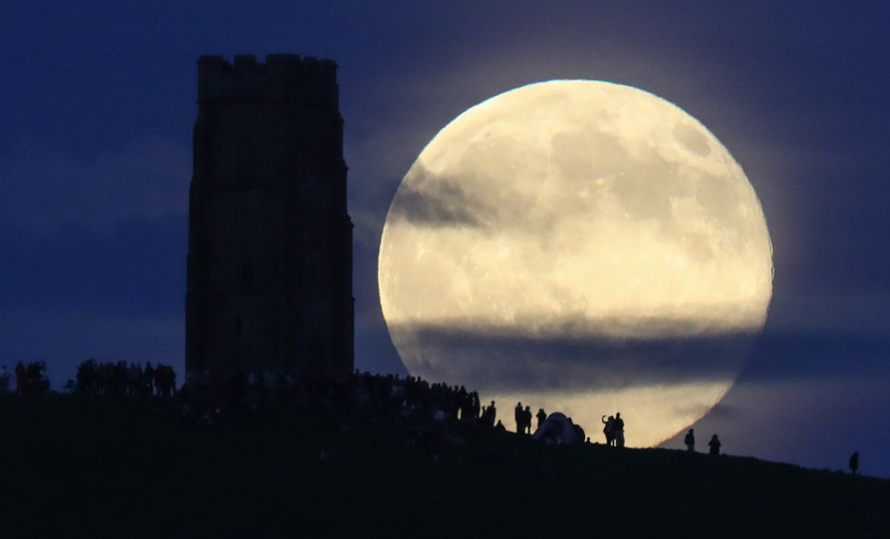 A  Strawberry moon  eclipse is happening on Friday. Here s how to watch it from home