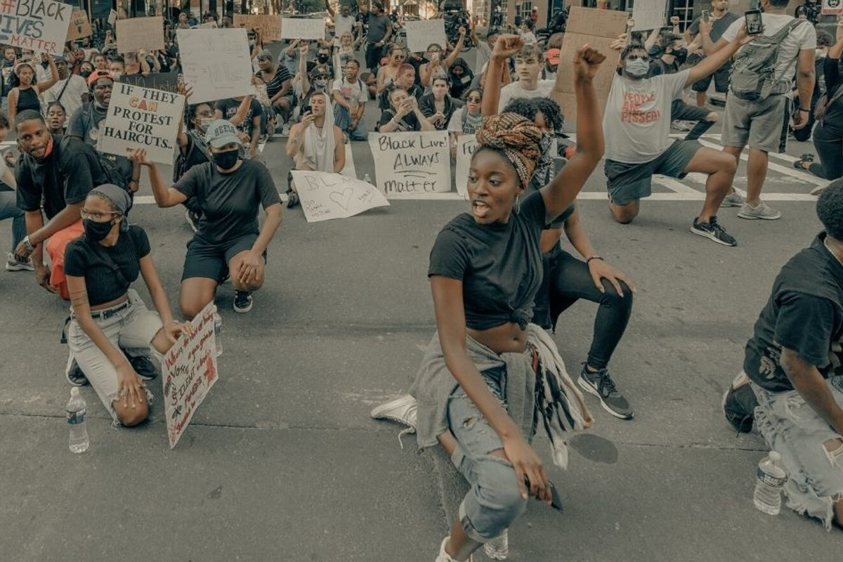 Public health experts share open letter defending anti-racism protests during the pandemic