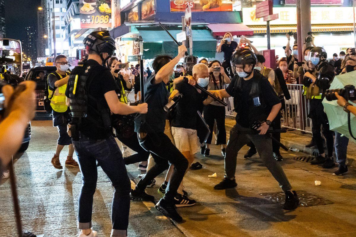 A Hong Kong prove di una nuova Tienanmen