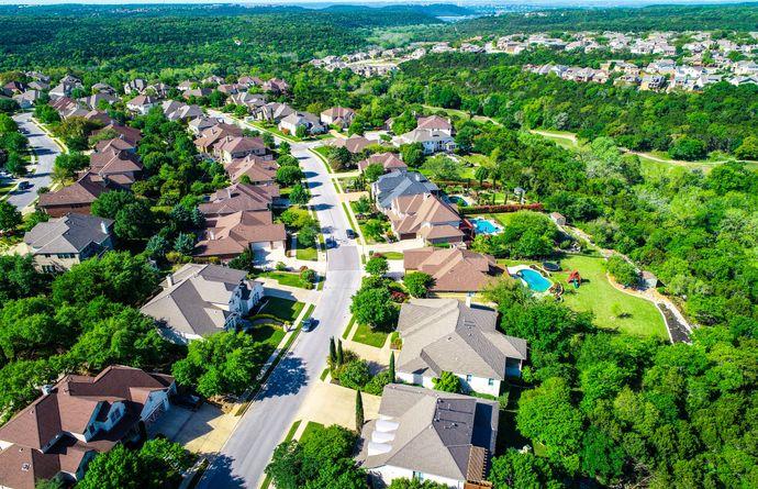 cedar park suburbs austin