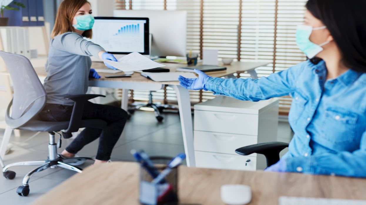 What New CDC Guidelines Mean for Workplaces as They Reopen