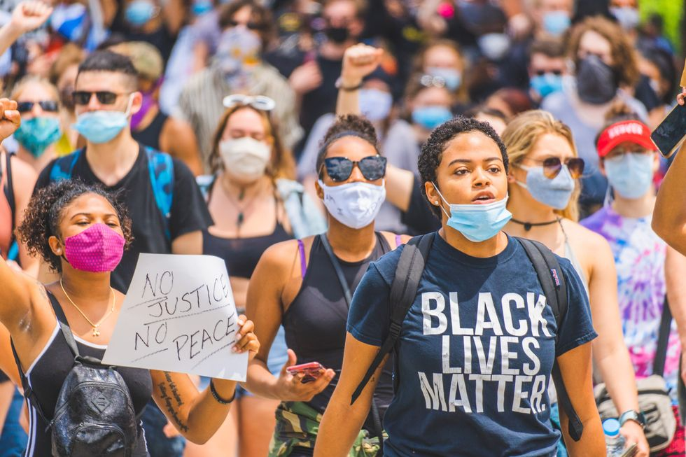 How You Can Support The Black Lives Matter Movement From Home