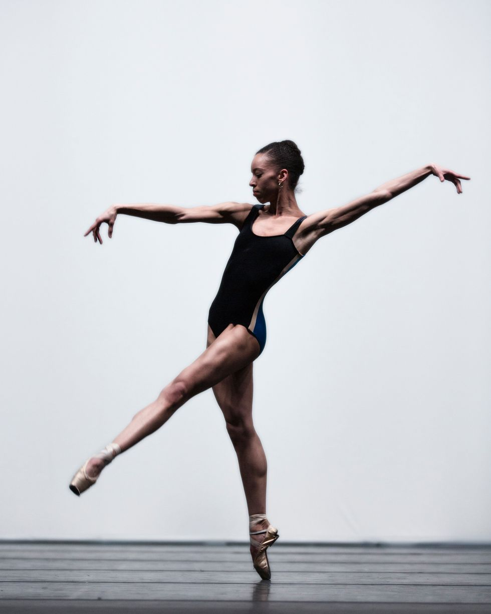 My Experience As A Black Ballerina In A World Of Implicit Bias Pointe