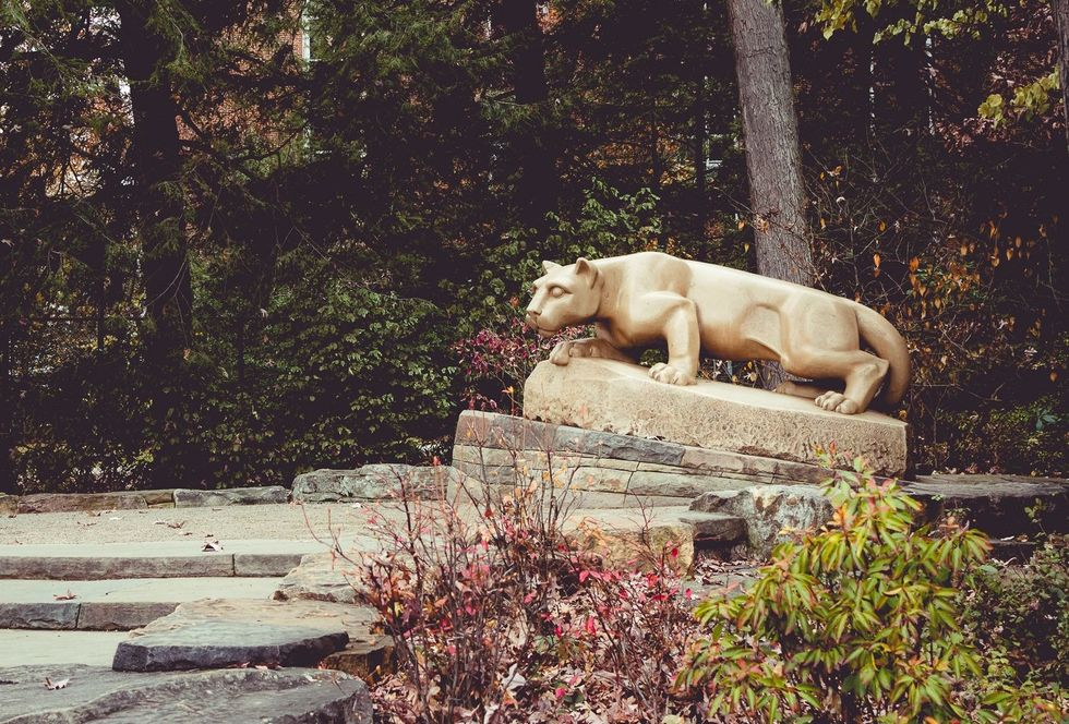 18 Things Incoming Freshmen Can't Learn About Penn State On A Zoom Call This Fall