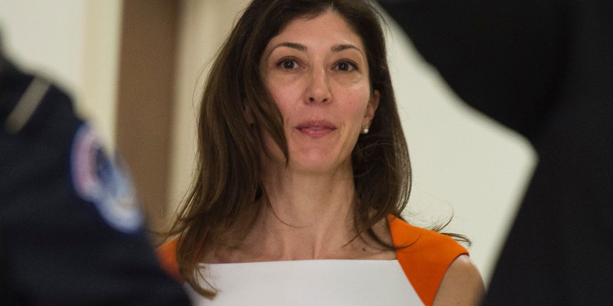 MSNBC hires Lisa Page, the former FBI lawyer who sent anti-Trump texts to her lover Peter Strzok