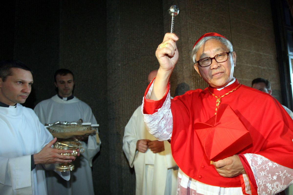 Il cardinale Zen tenta di svegliare il Papa: «A Hong Kong serve un miracolo dal cielo»